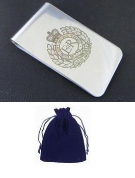 Regimental Money Clip - Quick Order