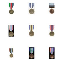 Miniature Medals - The Mess Dress Ltd