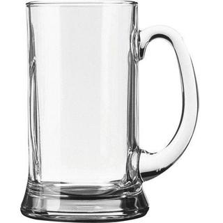 Regimental Crest Engraved & Personalized Glass Tankard