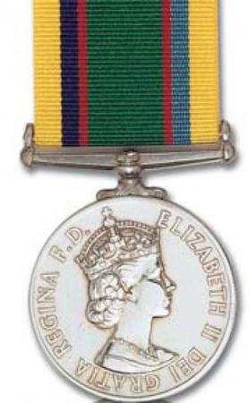 SOLD BY THE METER NEW BRITISH MILITARY CADET FORCE MEDAL RIBBON