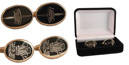 Regimental Cufflinks