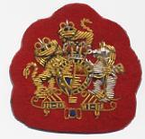WO1 Badge (all colours)