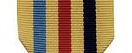 Suez Canal Zone Medal Ribbon